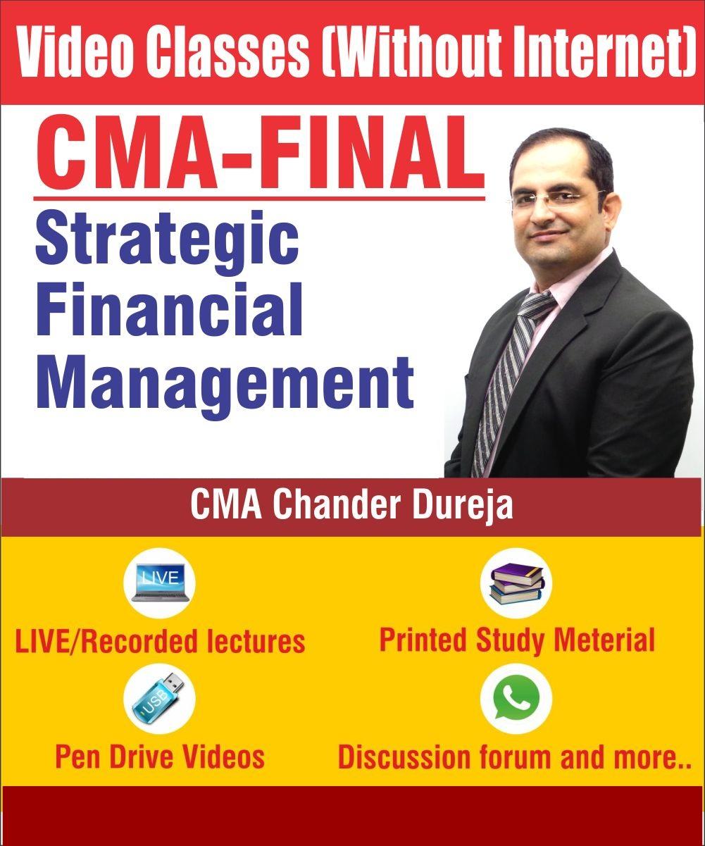 Strategic Financial Management (SFM)