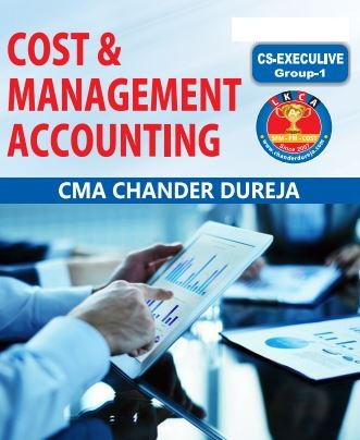 Cost and Management Accounting ( Old Course )