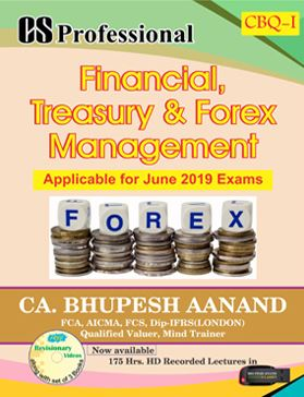 CS Professional Final ,Treasury & Forex Management (CBQ)1