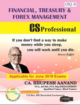 CS Professional Final ,Treasury & Forex Management (CBQ)2