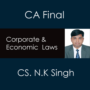 CA Final-Corporate and Economic Laws