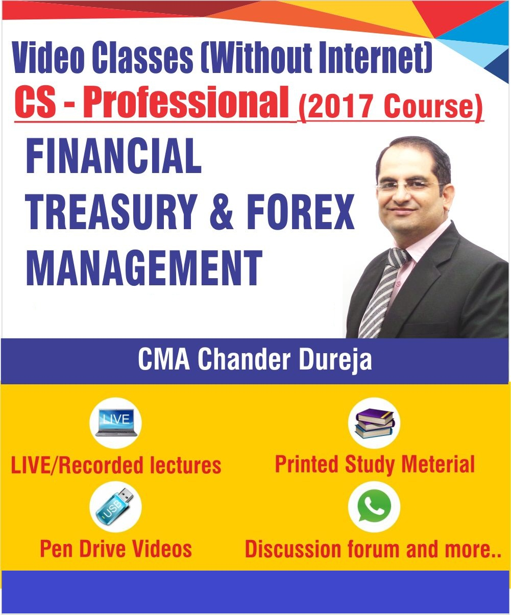 Financial Treasury and Forex Management (FTFM)