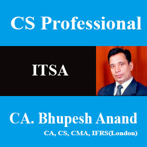 CS Professional Video Lectures ITSA