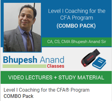 CFA Video Level-1